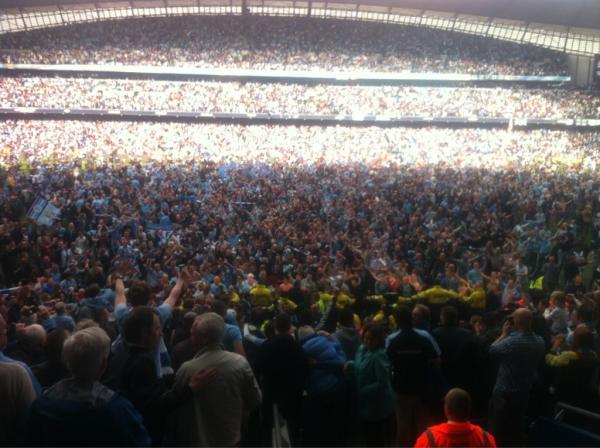 City'in resmi twitter hesabının paylaştığı fotoğraf