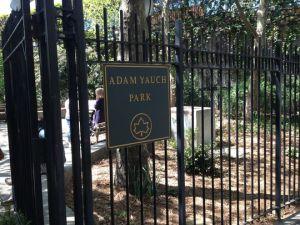 adam yauch park NY